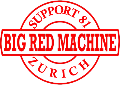 Big Red Machine Zurich