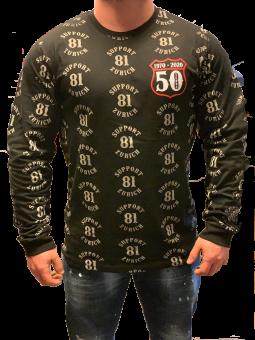 Longsleeve-Shirt MAN 2021 - 50 Years